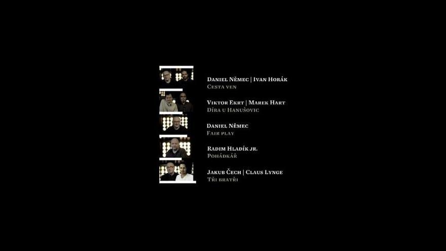 Video Nominace: nejlepší zvuk