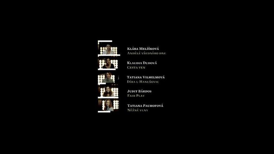 Video Nominace na Českého lva: herečka v hlavní roli