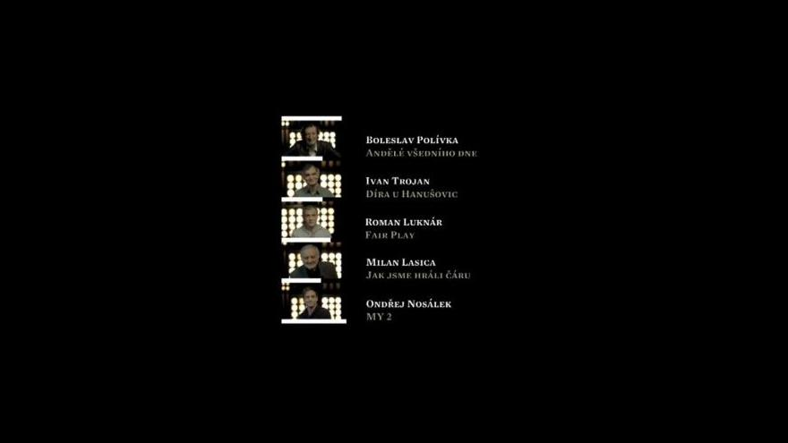 Video Nominace na Českého lva: herec v hlavní roli