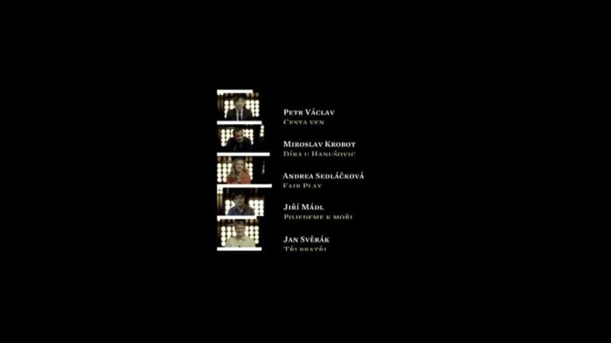 Video Nominace: nejlepší režie