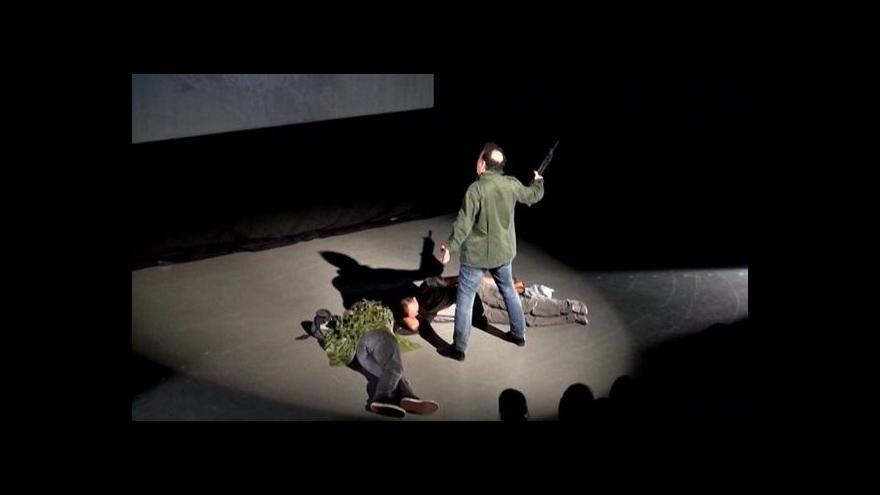Video V Belgii vznikla divadelní hra Džihád