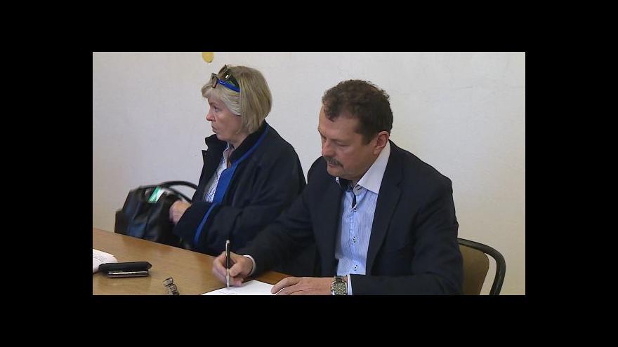 Video Soudce Aleš Flídr hovoří o trestu pro Přikryla