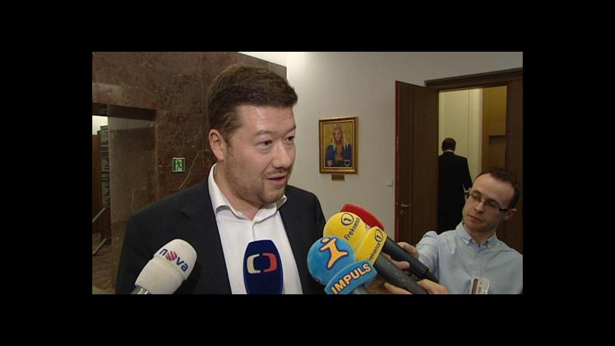 Video Poslanci Úsvitu odmítli, že by provedli puč