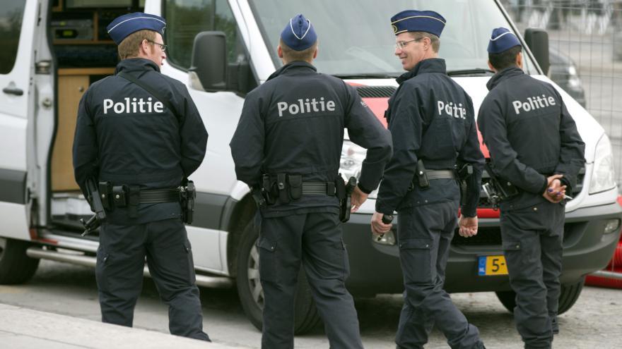 Video Při protiteroristických raziích v Bruselu bylo zadrželo 16 osob