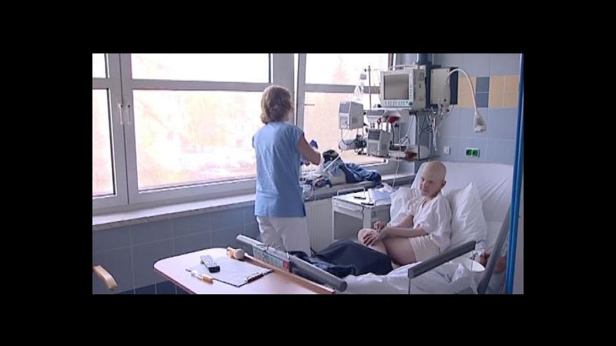Video Léčba leukémie u dětí je zase o krok dál