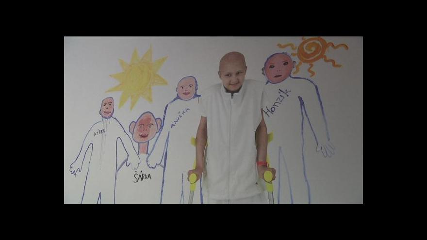 Video Události ČT: Mají rakovinu, fotí a pomáhá to jejich psychice