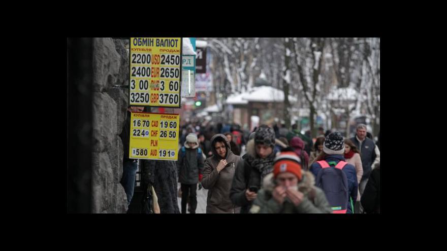 Video Ukrajina v následujících letech čeká celkem 40 miliard dolarů