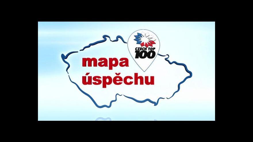 Video Jak se v Česku tvoří úspěch