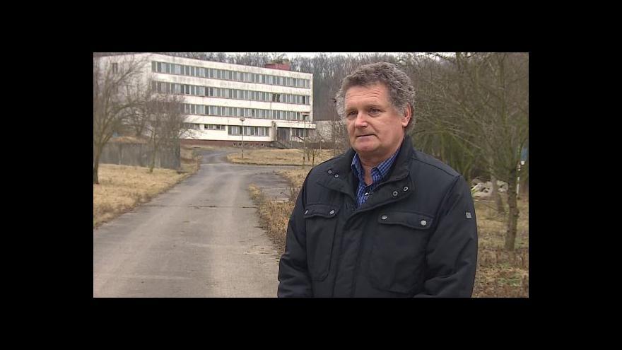 Video Starosta Dyjákoviček hovoří o opuštěné rotě