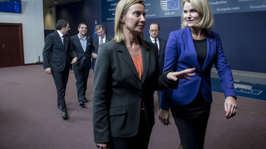 Video V Lucemburku jednali unijní šéfové diplomacie