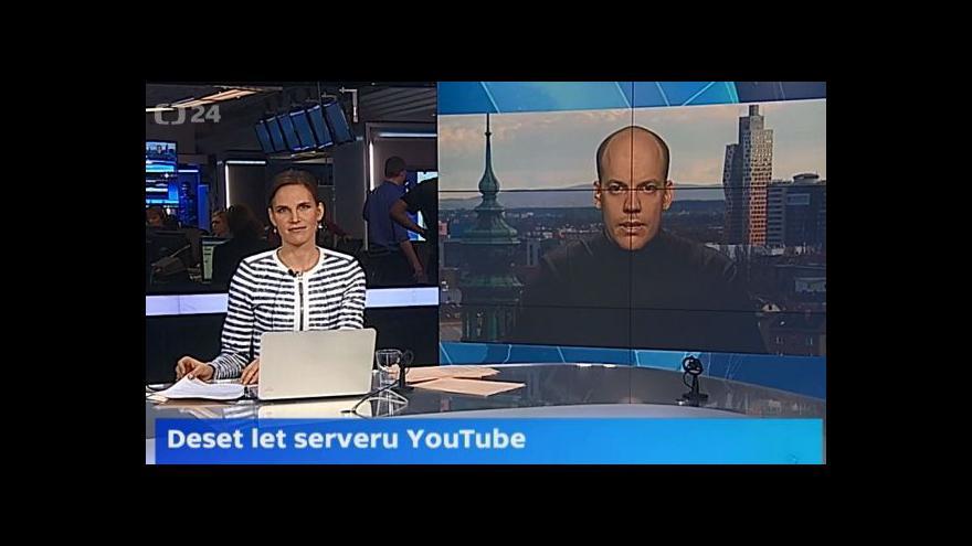 Video Jakub Čížek: Rozjet YouTube byl velký risk
