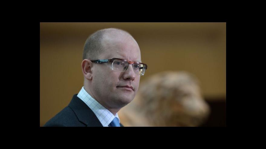 Video Sobotka: Prioritním úkolem pro nového ministra jsou platy soudců
