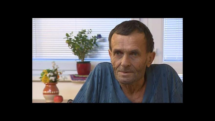 Video Hovoří bývalý klient přerovské ubytovny Miloslav Vrána
