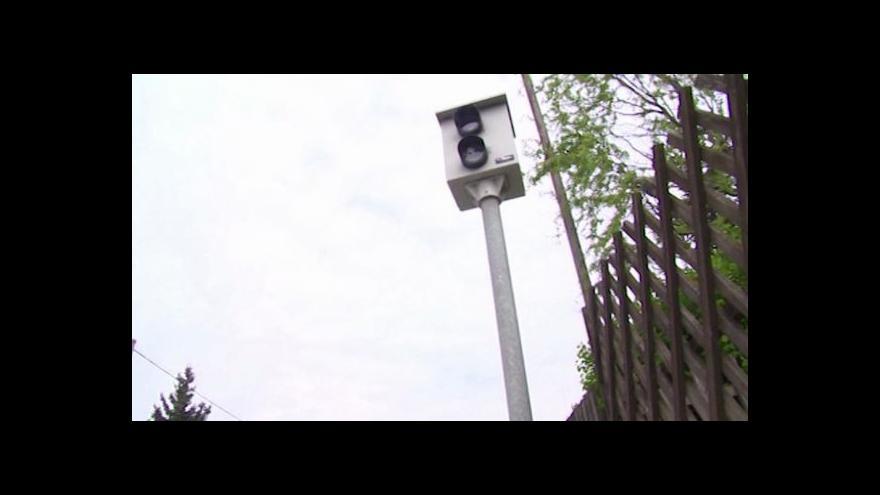 Video Pronájem radarů nelze platit z pokut, rozhodly soudy