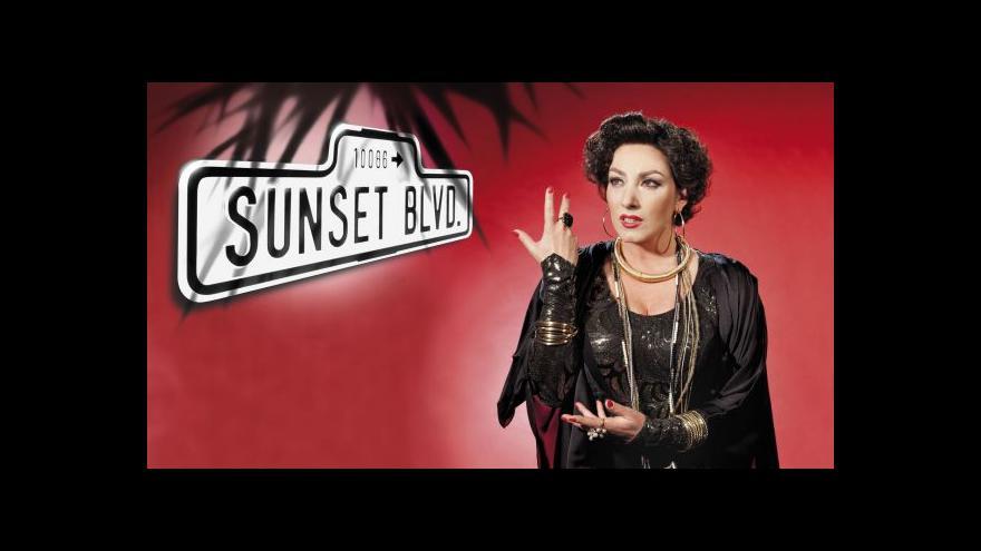Video NDM se chystá na Sunset Blvd.