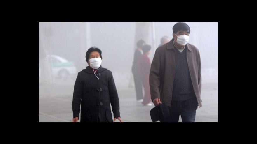 Video Čína rozjíždí trh s emisními povolenkami