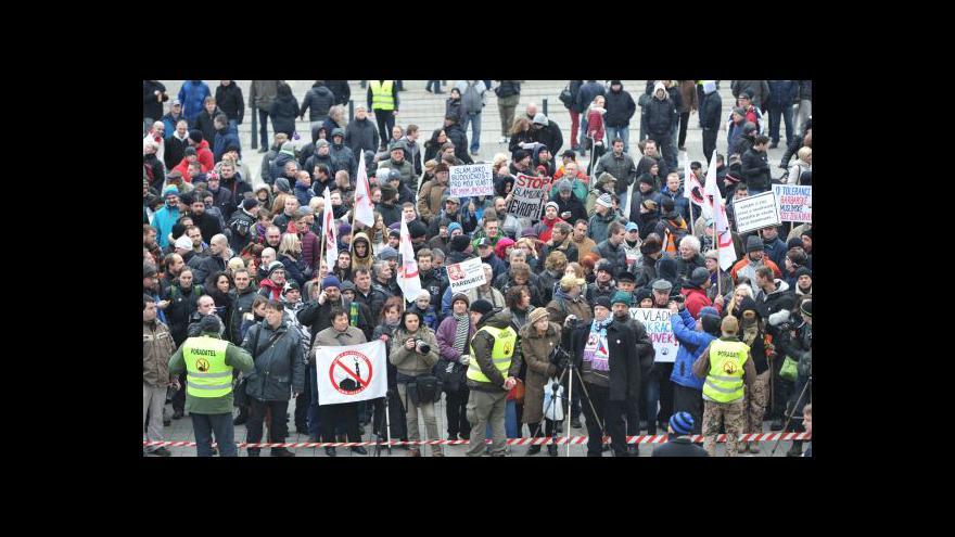 Video Události: Protiislámské nálady v Česku