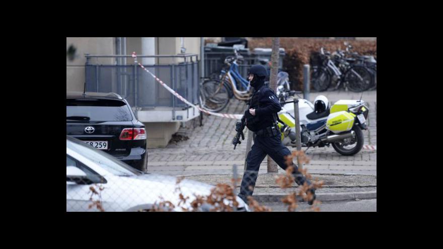 Video Pokus o vraždu karikaturisty v Dánsku