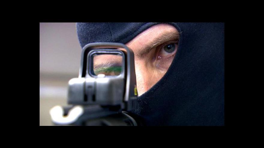 Video České ambasády na Blízkém východě střeží ochranné týmy