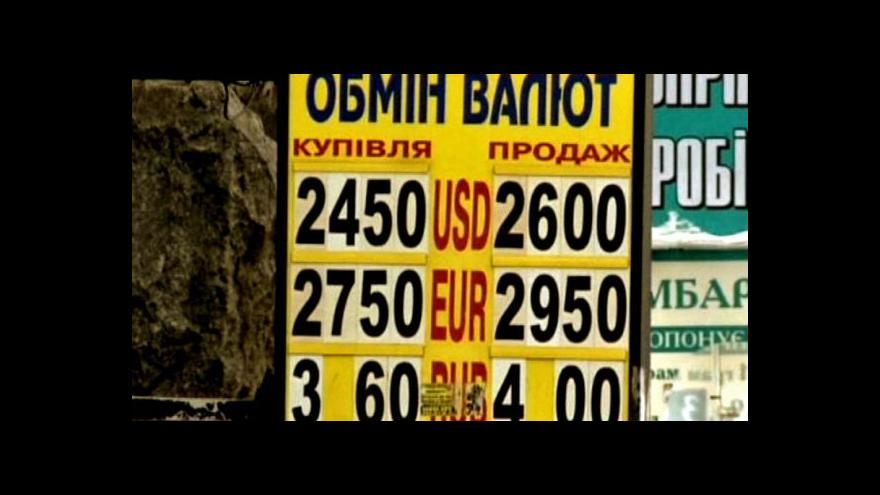 Video Nová jména na unijním sankčním seznamu