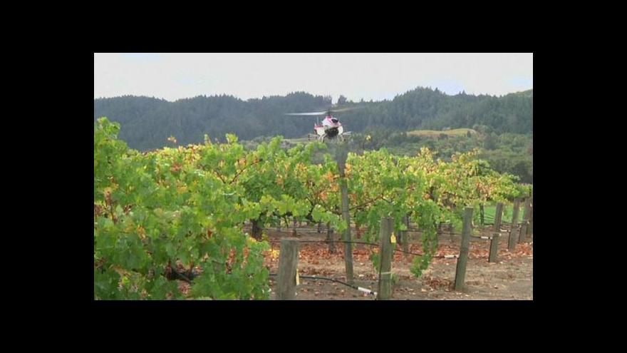 Video Američtí zemědělci chtějí víc využívat drony