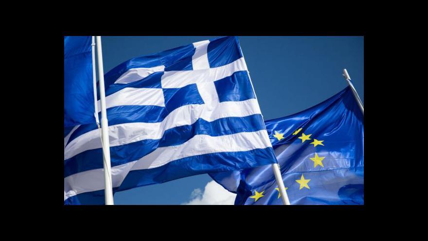 Video Další jednání euroskupiny o Řecku skončilo neúspěchem