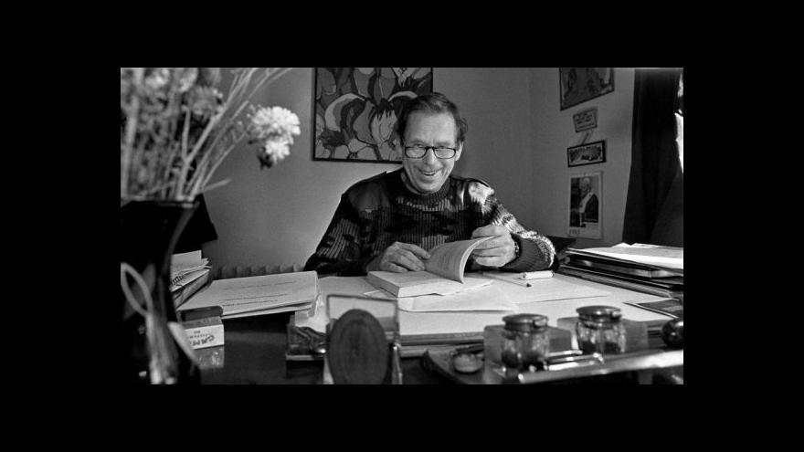 Video Dokument Život podle Václava Havla