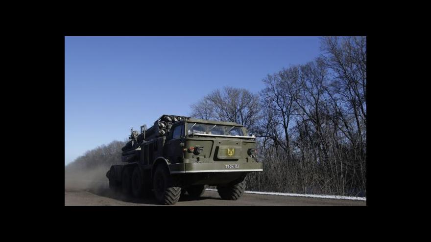 Video Fištejn: Jednání povstalců je v souladu s Kremlem