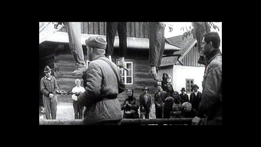 Video Reportéři ČT: Když na Valašsko přišla smrt