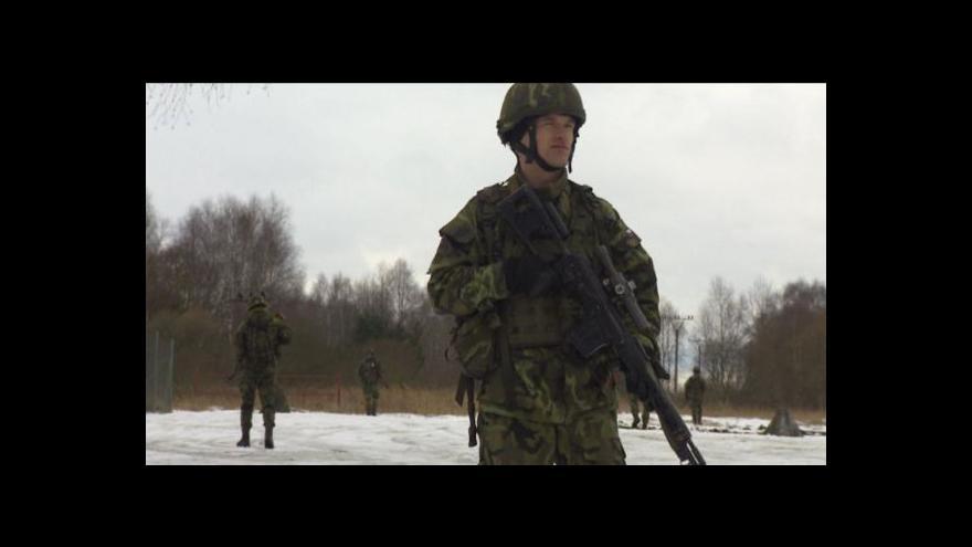 Video Konec malých vojenských cvičišť
