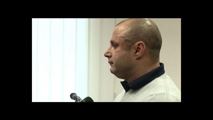 Video Soud potvrdil agresivnímu řidiči 6 let vězení