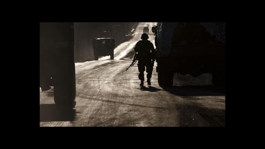 Video Události: Pád strategického Debalceve