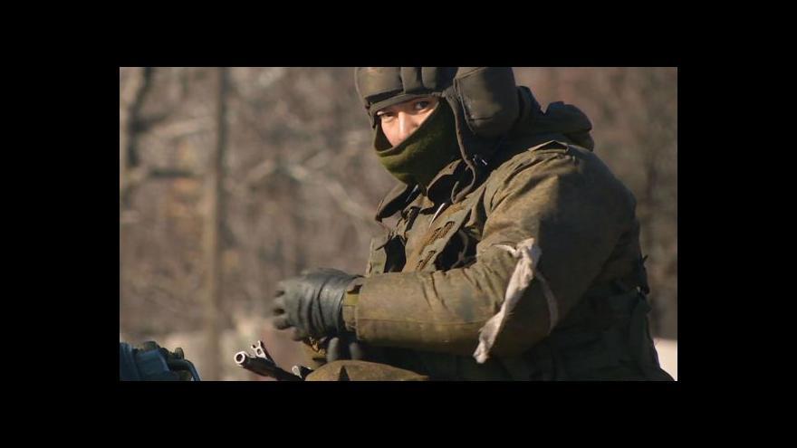 Video Ostrá kritika ukrajinské armády po ztrátě Debalceve