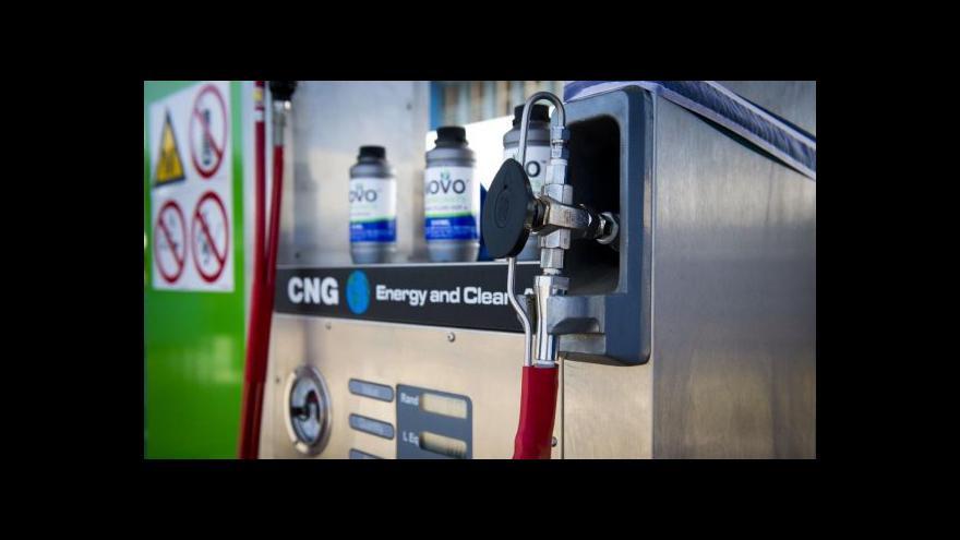 Video Auta na CNG jsou stále oblíbenější