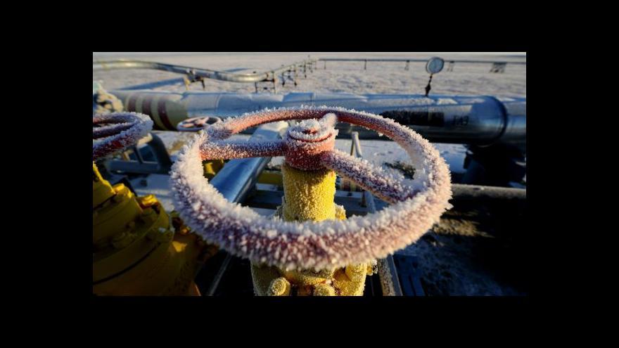Video Gavor: Část Ukrajiny bude bez plynu velice krátkou dobu