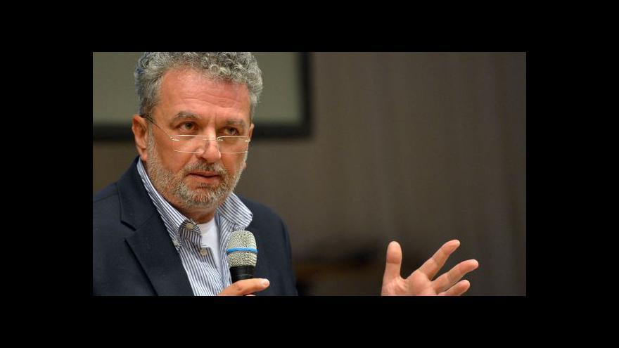 Video Gabal: Rusko chce svrhnout režim v Kyjevě