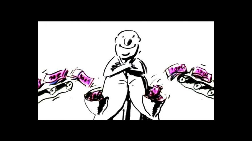Video Počet internetových podvodů stoupá, zmiňuje šéf FAÚ
