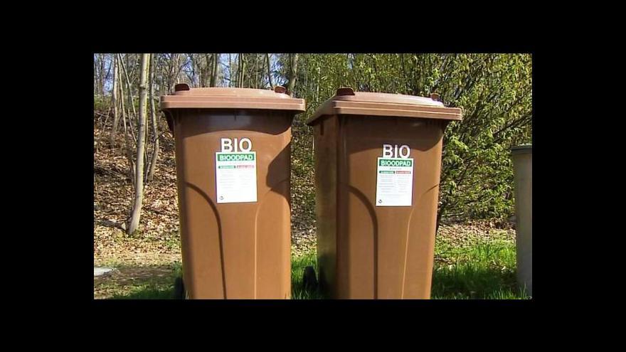 Video Města se připravují na povinné třídění bioodpadu