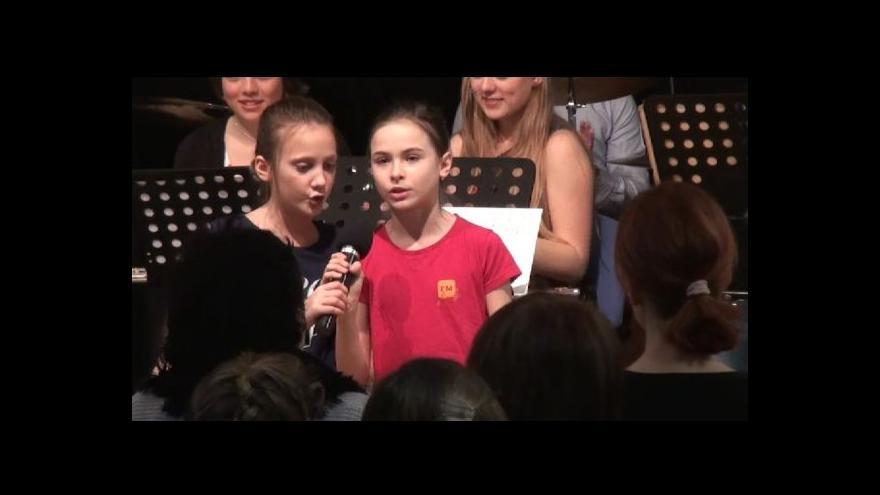 Video Děti z Ukrajiny na návštěvě na Gymnáziu Příbram