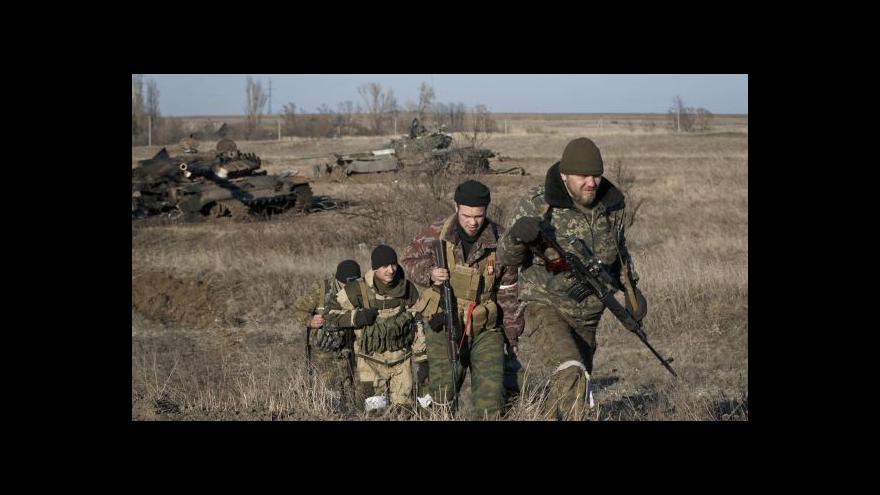 Video Horizont: Těžké zbraně se na Ukrajině nestahují
