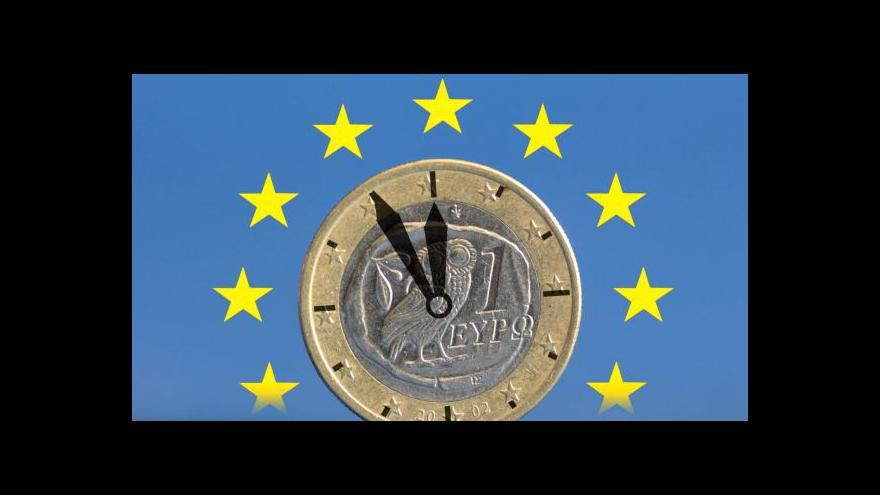Video Zahradil: Pokud chce eurozóna přežít, musí se zbavit některých svých členů