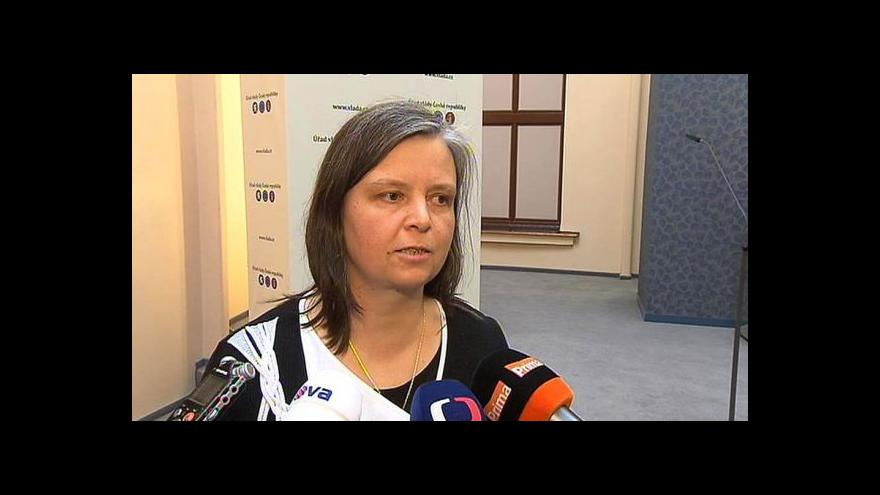 Video Iva Hřebíková se stane personální šéfkou úředníků