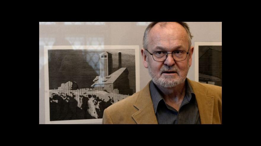 Video Události v kultuře: Cena Vladimíra Boudníka a Grafika roku