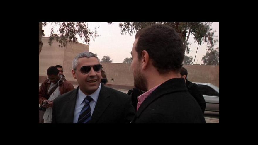 Video Horizont: Egypt propustil dalšího novináře
