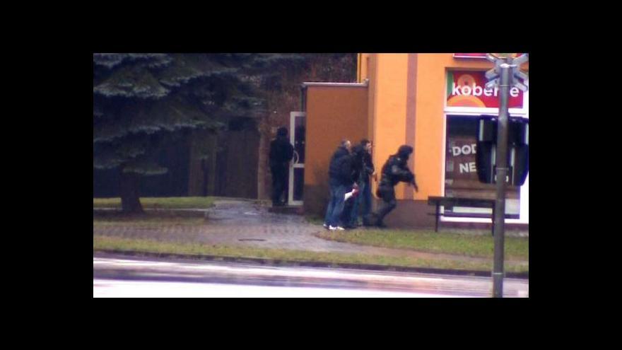 Video Novinář Pavel Lebduška: Mluvil jsem s vrahem před střelbou