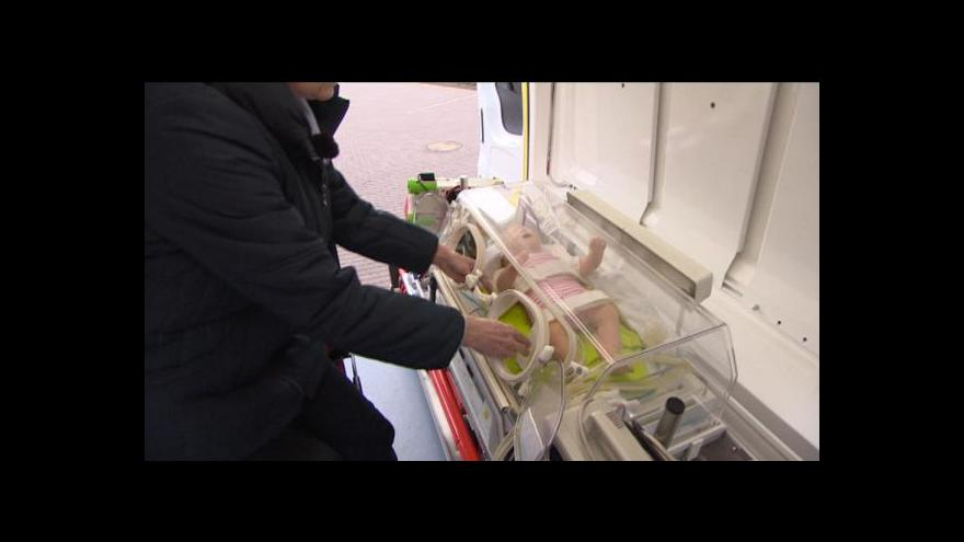 Video Sanitka pro novorozence