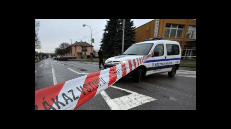 Video Česko zažilo od roku 2003 sedm útoků střelnou zbraní