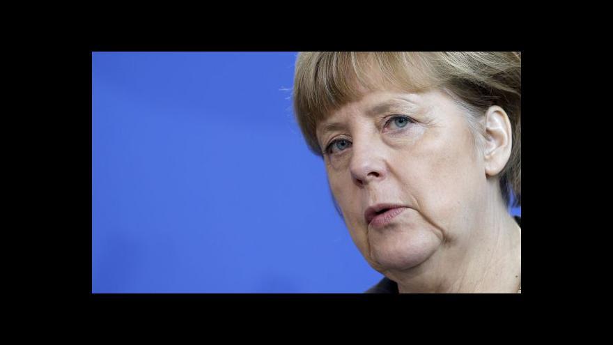 Video O nových protiruských sankcích už mluví i Berlín