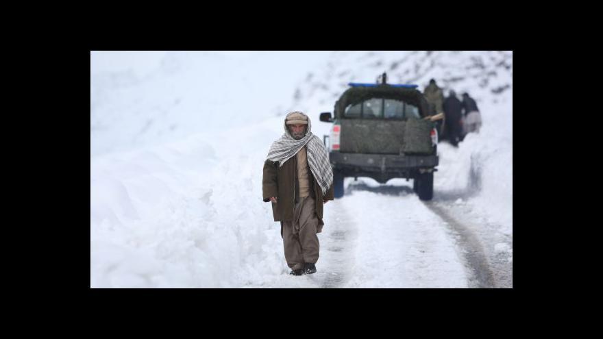 Video Pedagog: Horská služba v Afghánistánu neexistuje