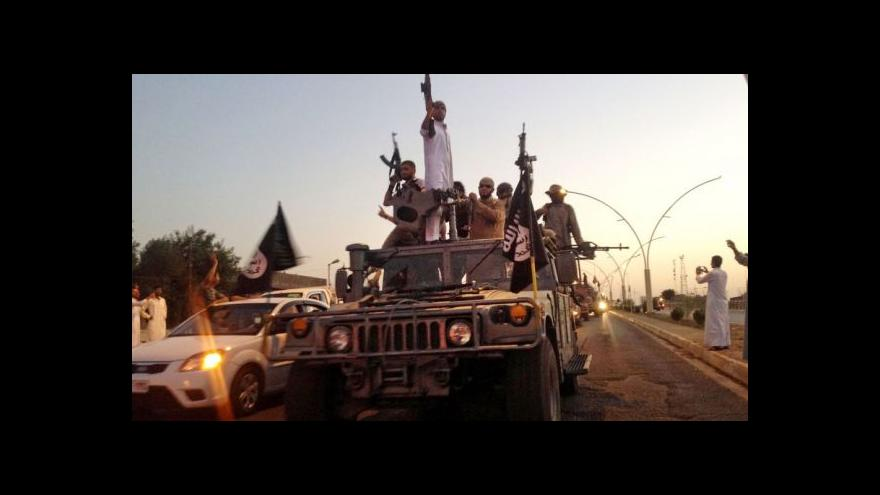 Video Tureček o perzekuci křesťanů